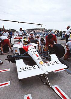 Una FOTO por día, SOLO Formula 1 - Página 91