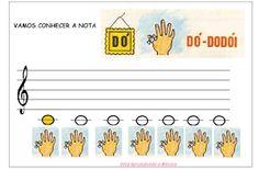 Aprendendo a Música : Para musicalização infantil!