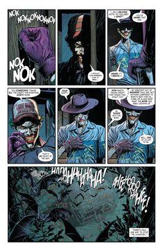 Three Jokers, Joker Art, Comic Book Artists, Comic Books, Comic Page, Detective Comics, Dc Universe, Comedians, Dc Comics
