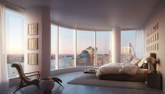 Luxury Manhattan Penthouse