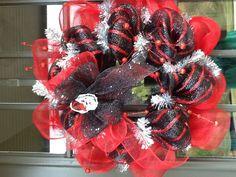 Georgia Bulldawg wreath $50.00