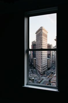 oxcroft:// Framed Flatiron...