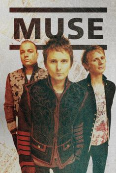 Muse Affiches sur AllPosters.fr