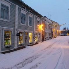old town in porvoo :) loooove it!!