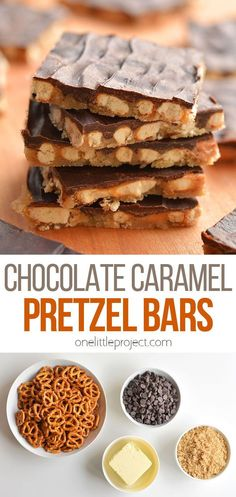 These chocolate caramel pretzel bars are SO GOOD and they're really easy to make! They only have 4 ingredients! The salty pretzels are coated with creamy caramel and covered in chocolate. This Christmas crack recipe with pretzels is DELICIOUS (and addictive)! A salty, crunchy and sweet holiday treat! Christmas Crack Recipe With Pretzels, Christmas Treats, Vegetarian Chocolate, Chocolate Recipes, Best Gingerbread Cookies, Delicious Desserts, Dessert Recipes, Cracker Toffee, Culinary Classes