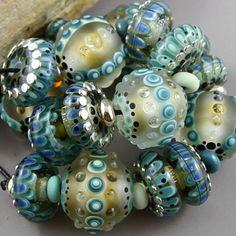 Magma Beads New Life Handmade Lampwork Beads | eBay