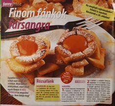 Rózsafánk Minion, French Toast, Breakfast, Food, Morning Coffee, Eten, Minions, Meals, Morning Breakfast