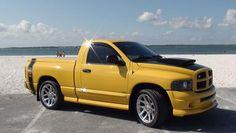 A community of Dodge Ram Rumble Bee, Daytona and GTX owners. Dodge Ram Srt 10, Lifted Dodge, Dodge Ram Pickup, Hot Rod Trucks, Ram Trucks, Dodge Trucks, Pickup Trucks, Sport Truck, Jeep Truck