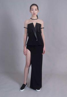 la chambre miniature SS 2014 Peplum Dress, Collection, Dresses, Fashion, Miniature Rooms, Vestidos, Moda, Fashion Styles, Dress