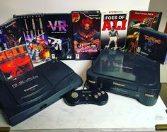 On instagram by jaybaam #segagenesis #microhobbit (o) http://ift.tt/25pwqWr Panasonic 3DO . What are your thoughts on this system ? #retrogamer#videogames #retrogames #videogameaddict #nintendo #nin10do #nintendo64 #sega #panasonic #playstation #ps2#ps3#ps4 #gamer #gamergirl #gamerguy #cosplay #comicbooks #japan #streetfighter #nyc #games #gaming #geek #nerd #nerds #anime #1990's #90's