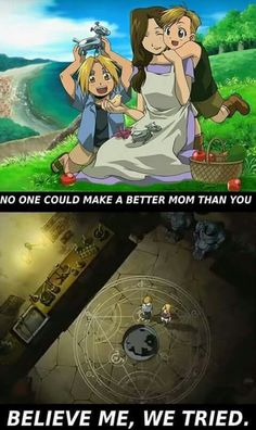 Twisted FMAB mothers day. :)