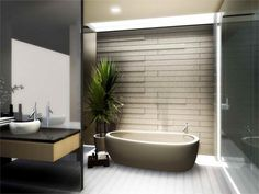 Modern Japanese Bathrooms Ideas