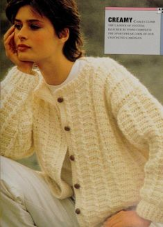 The vintage crochet pattern changes from time to time. The designs change, the wea.