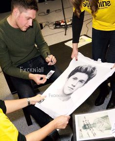 Niall at Rays of Sunshine