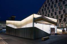 Location: Lillestrøm Norway Size: 500m2 Year: 2016 Architect: Various Architects Project Leader: Ibrahim Elhayawan Team: Alexander Berg, Isabell Adamofski, M...