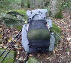 Gossamer Gear Mariposa Plus Ultralight Backpack