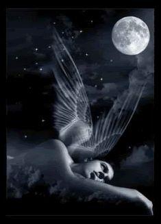 Hi5 y Myspace Glitter Graphics: Angel