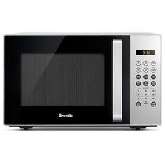 breville silver mwo the quick u0026 simple u2013 target australia