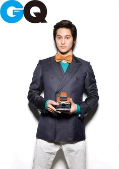 Kim Bum - GQ Magazine