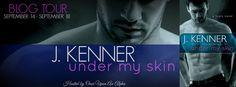 Radical Reads Book  Blog: Blog Tour Under My Skin (Stark International, Book...