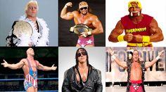 Hemen hemen her insan Amerikan güreşi ile alakalı olarak bilgiye sahiptir. Amerikan güreşinde aldığı WWE şampiyonluklaru ile akıllara kazınmış olan 25 kişi.