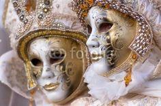 Maschere di carnevale a Venezia - Carnival masks in Venice - Italy © Pietro D'Antonio