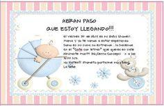 invitaciones para baby shower - Buscar con Google