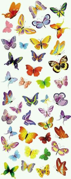 """Purple butterflies are one of the """"symbols"""" for those who suffer from Lupus. I have loved them all my life. If I ever did get a tattoo - It would be a butterfly, with my children's name on it Butterfly Kisses, Butterfly Art, Clip Art, Butterfly Jewelry, Beautiful Butterflies, Painting Inspiration, Coloring Pages, Artsy, Drawings"""