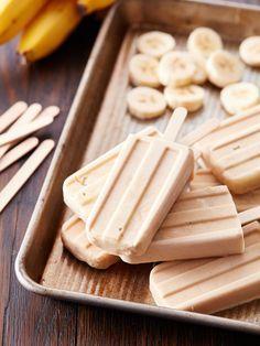 Recipe: Peanut Butter Banana Breakfast Pops — On-the-Go Breakfast Recipes