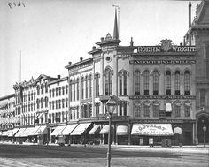 1920 pictures of detroit | Detroit Throwback: Old Detroit