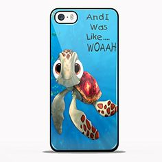 Squirt From Finding Nemo Quote Design MEL for iPhone 5c White case