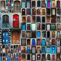 Diyarbakır kapıları  Doors of Diyarbakir  by aliasili
