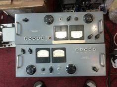 Westrex trans preamp wes 197a trans