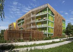 Origami residence | Agence Bernard Buhler