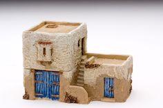Games of War Large 2 Storey Desert Building Mud House, Wargaming Terrain, Desert Homes, Mo S, Model Ships, Warhammer 40k, Diorama, Deserts, Pirate Ships