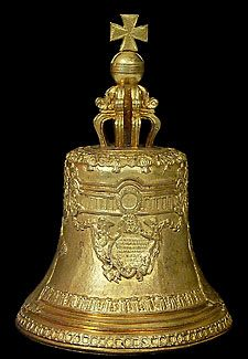 Tsar bell  Moscow, Mid 19th Century