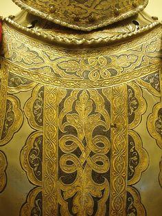 Philadelphia Museum armor detail