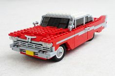 Lego Plymouth Fury Christine