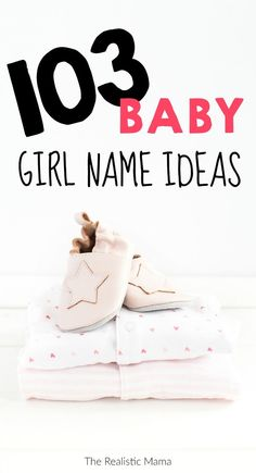 Choosing a baby name is a big deal. This list of more than 100 potential baby girl names may help you on your search for the right baby name! Double Girl Names, Girl Names With J, Classic Girls Names, Short Baby Girl Names, Strong Girl Names, Middle Names For Girls, Girls Names Vintage, Boy Names, Preppy Girl Names