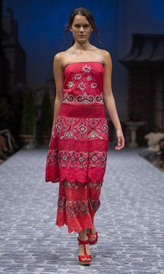 Fashion Show: Лето 2012: Коллекция Odd Molly SS 2012 Stockholm Fashion Week