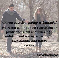 purity is beautiful <3