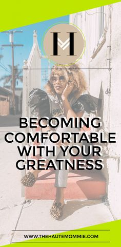 Becoming Comfortable