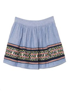 Gryphon Annam Skirt.  Perfect for Spring.