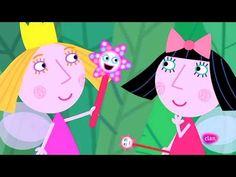 El pequeño reino de Ben y Holly, para niños  animación - película de epi...