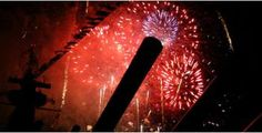 Area Fireworks Displays on July 4th