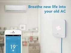 tado° Cooling - Intelligent AC control's