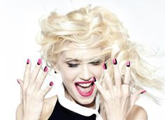 """Again, like the movement. Also the pop of color and a touch of """"fun / girly."""""""