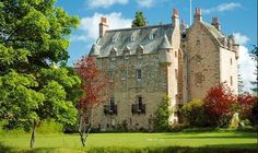 Dalcross Castle (Private residence)