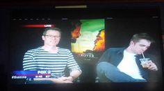 Robert Pattinson - Guy Pearce - The Rover - Detroit Fox 2 News