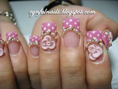 Cynful Nails: More gel nails..